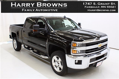 2018 Silverado 2500 Crew Cab 4x4 Pickup #89746 - photo 1