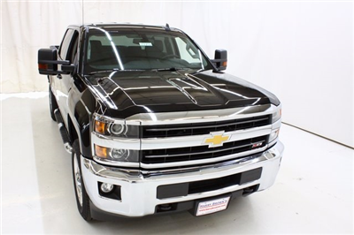 2018 Silverado 2500 Crew Cab 4x4 Pickup #89746 - photo 5