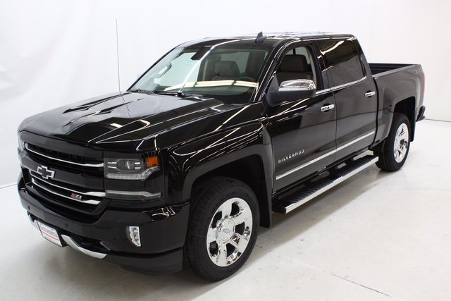 2018 Silverado 1500 Crew Cab 4x4 Pickup #89775 - photo 8
