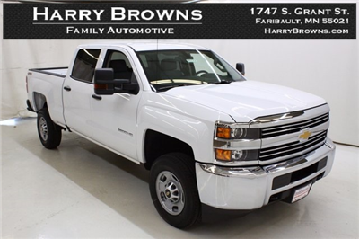 2018 Silverado 2500 Crew Cab 4x4, Pickup #89777 - photo 1
