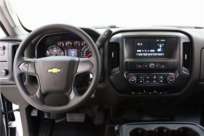 2018 Silverado 2500 Crew Cab 4x4 Pickup #89777 - photo 13