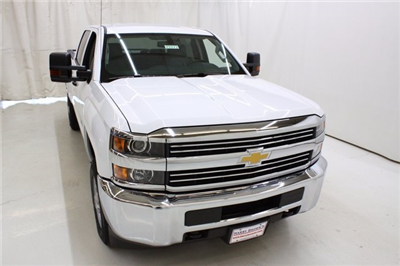 2018 Silverado 2500 Crew Cab 4x4 Pickup #89777 - photo 5