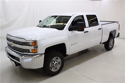 2018 Silverado 2500 Crew Cab 4x4, Pickup #89777 - photo 8