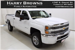 2018 Silverado 2500 Crew Cab 4x4 Pickup #89777 - photo 1