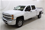 2018 Silverado 2500 Crew Cab 4x4 Pickup #89777 - photo 8