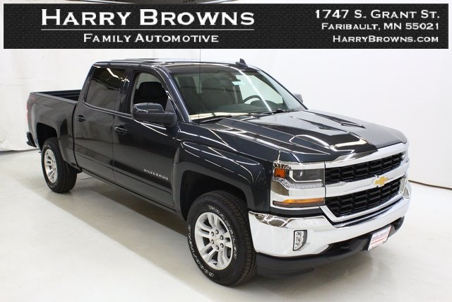2018 Silverado 1500 Crew Cab 4x4 Pickup #89811 - photo 1
