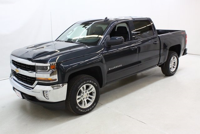 2018 Silverado 1500 Crew Cab 4x4 Pickup #89811 - photo 8