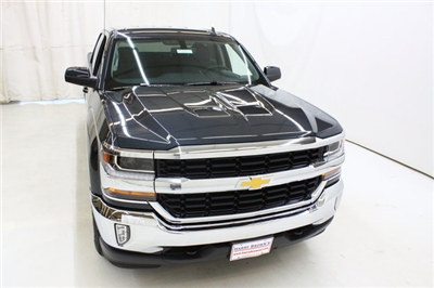 2018 Silverado 1500 Crew Cab 4x4 Pickup #89811 - photo 5