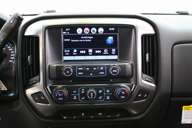 2018 Silverado 1500 Crew Cab 4x4 Pickup #89820 - photo 23