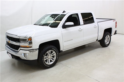 2018 Silverado 1500 Crew Cab 4x4 Pickup #89820 - photo 8