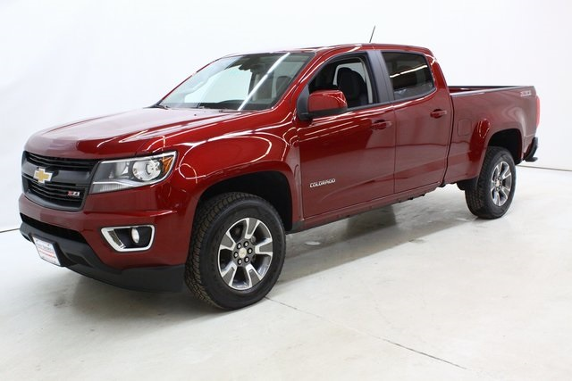 2018 Colorado Crew Cab 4x4, Pickup #89833 - photo 8