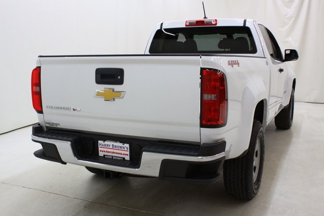 2018 Colorado Extended Cab 4x4,  Pickup #89863 - photo 4