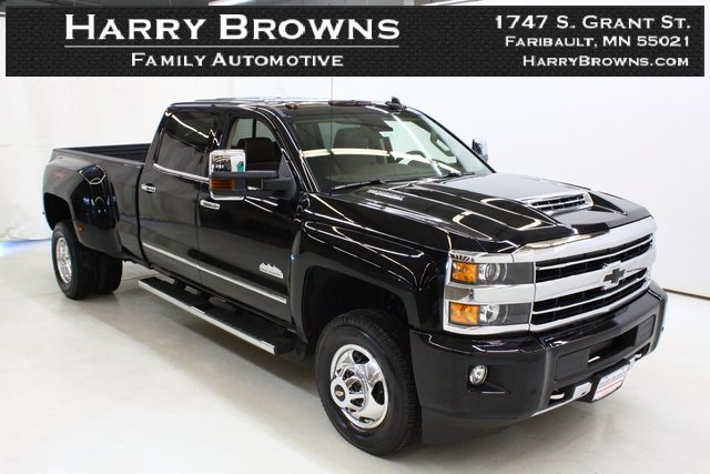 2018 Silverado 3500 Crew Cab 4x4, Pickup #89872 - photo 1