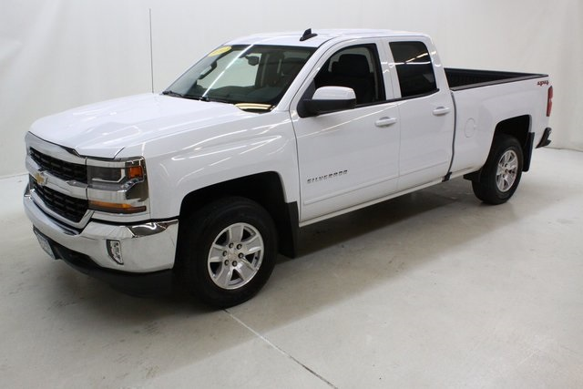 2018 Silverado 1500 Double Cab 4x4, Pickup #89886 - photo 8