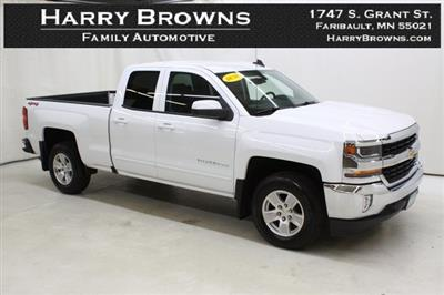 2018 Silverado 1500 Double Cab 4x4, Pickup #89886 - photo 1