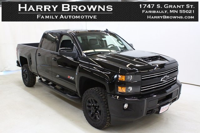 2018 Silverado 2500 Crew Cab 4x4,  Pickup #89897 - photo 1