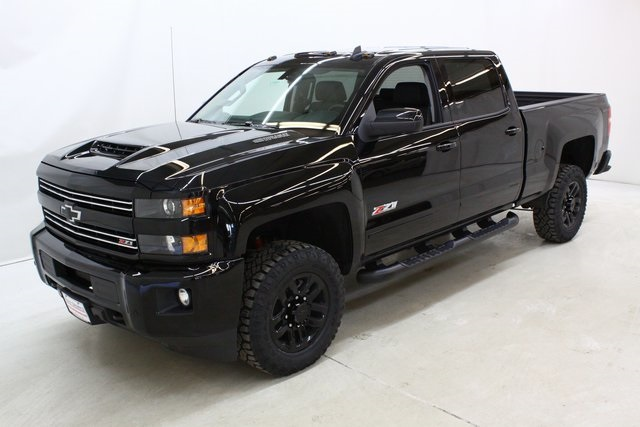 2018 Silverado 2500 Crew Cab 4x4,  Pickup #89897 - photo 8