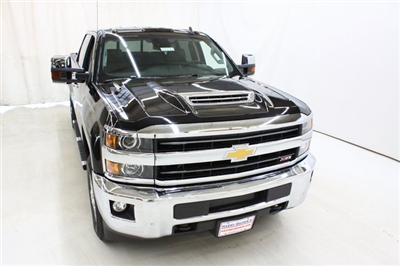 2018 Silverado 3500 Crew Cab 4x4, Pickup #89899 - photo 5