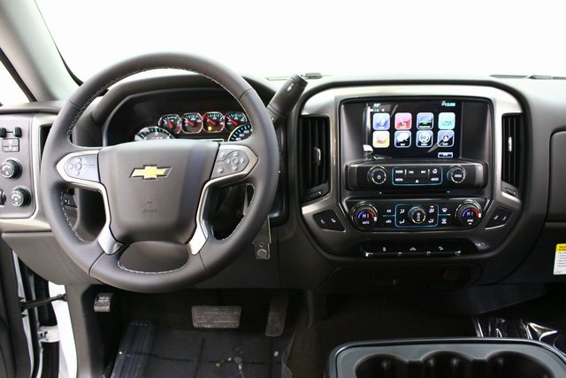 2018 Silverado 1500 Crew Cab 4x4 Pickup #89915 - photo 15