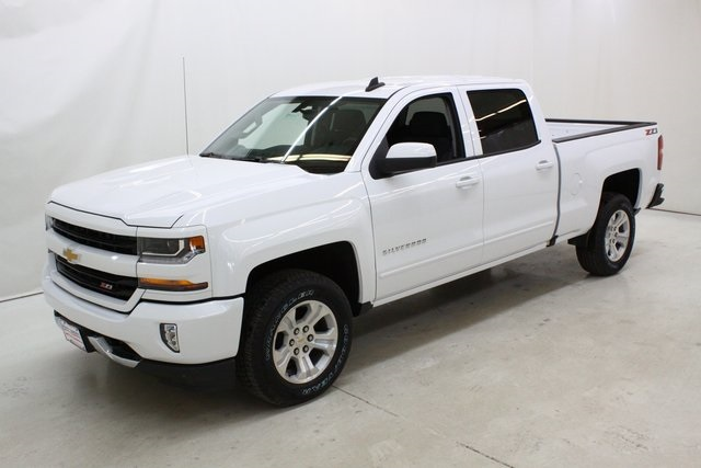 2018 Silverado 1500 Crew Cab 4x4 Pickup #89915 - photo 8