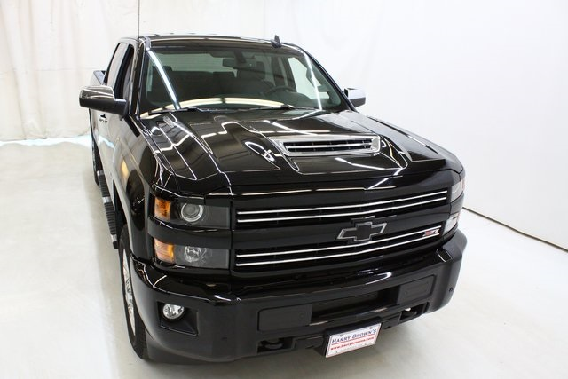 2018 Silverado 2500 Crew Cab 4x4, Pickup #89929 - photo 5