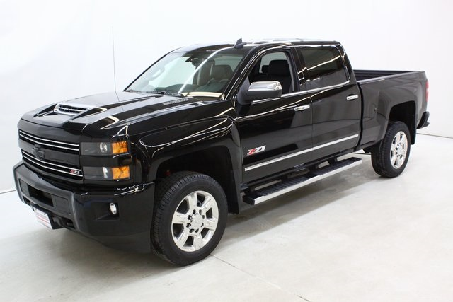 2018 Silverado 2500 Crew Cab 4x4, Pickup #89929 - photo 8