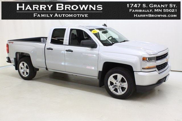2018 Silverado 1500 Double Cab 4x4, Pickup #89932 - photo 1