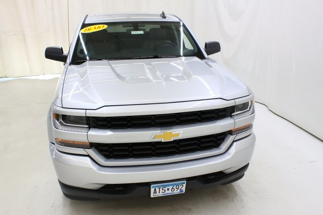 2018 Silverado 1500 Double Cab 4x4, Pickup #89932 - photo 5