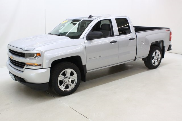2018 Silverado 1500 Double Cab 4x4, Pickup #89932 - photo 8