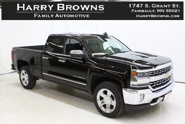 2018 Silverado 1500 Double Cab 4x4, Pickup #89942 - photo 1