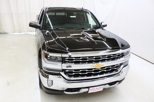 2018 Silverado 1500 Double Cab 4x4, Pickup #89942 - photo 5