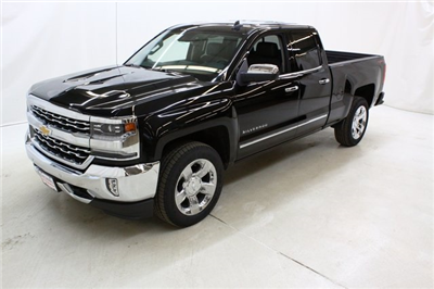 2018 Silverado 1500 Double Cab 4x4, Pickup #89942 - photo 8