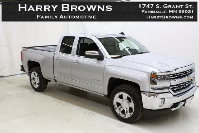 2018 Silverado 1500 Double Cab 4x4,  Pickup #89946 - photo 1