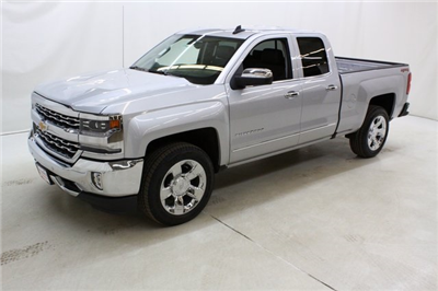 2018 Silverado 1500 Double Cab 4x4,  Pickup #89946 - photo 8