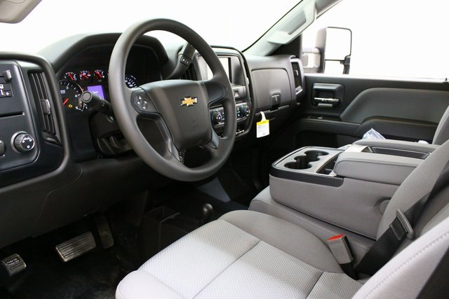 2018 Silverado 3500 Regular Cab DRW 4x4, Knapheide Dump Body #89977 - photo 14