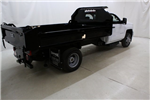 2018 Silverado 3500 Regular Cab DRW 4x4,  Knapheide Drop Side Dump Body #89977 - photo 2