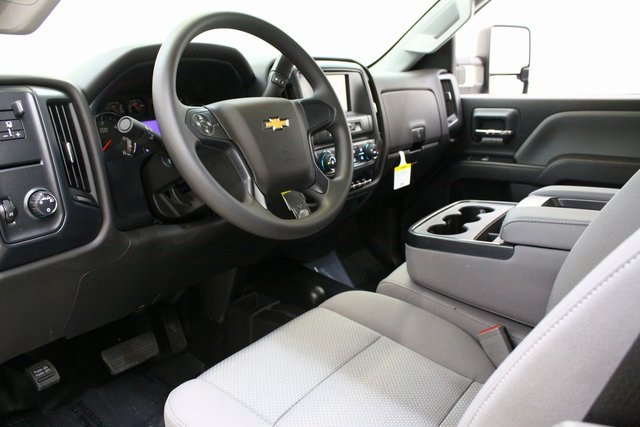 2018 Silverado 3500 Regular Cab DRW 4x4,  Knapheide Platform Body #89998 - photo 11