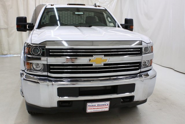 2018 Silverado 3500 Regular Cab DRW 4x4,  Knapheide Platform Body #89998 - photo 5