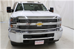 2018 Silverado 3500 Regular Cab DRW 4x4,  Knapheide PGNB Gooseneck Platform Body #89998 - photo 5