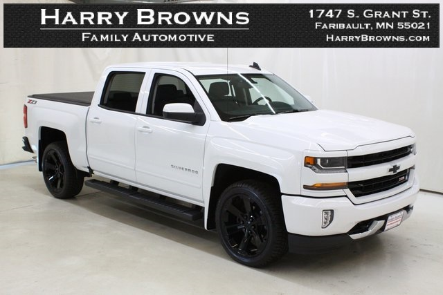 2018 Silverado 1500 Crew Cab 4x4, Pickup #94040 - photo 1