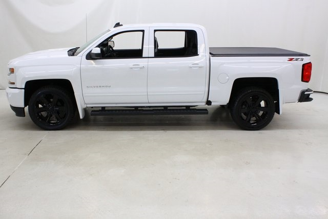 2018 Silverado 1500 Crew Cab 4x4, Pickup #94040 - photo 7