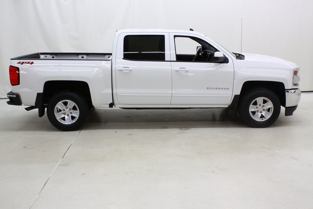 2018 Silverado 1500 Crew Cab 4x4, Pickup #94044 - photo 3