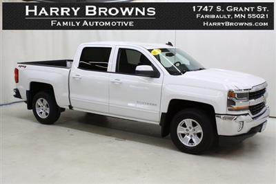 2018 Silverado 1500 Crew Cab 4x4, Pickup #94044 - photo 1