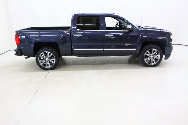 2018 Silverado 1500 Crew Cab 4x4, Pickup #94045 - photo 3