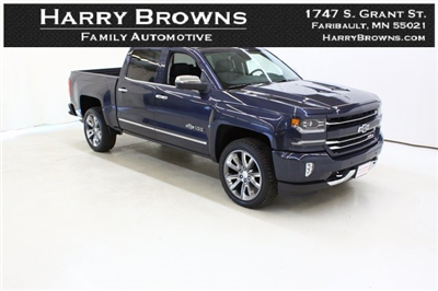 2018 Silverado 1500 Crew Cab 4x4, Pickup #94045 - photo 1