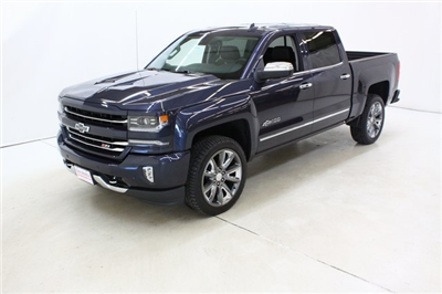 2018 Silverado 1500 Crew Cab 4x4, Pickup #94045 - photo 8