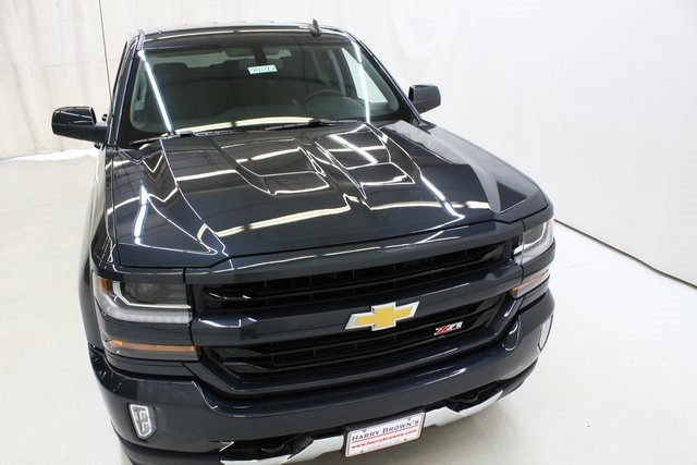 2018 Silverado 1500 Crew Cab 4x4,  Pickup #94092 - photo 5