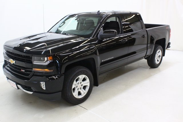 2018 Silverado 1500 Crew Cab 4x4,  Pickup #94106 - photo 8