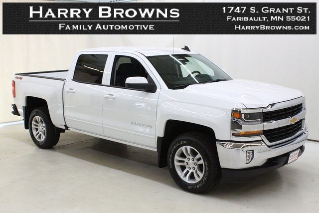 2018 Silverado 1500 Crew Cab 4x4,  Pickup #94108 - photo 1