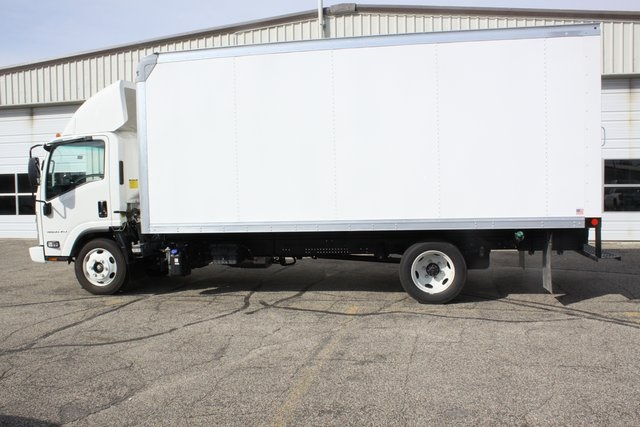 2017 LCF 4500XD Regular Cab 4x2,  Rockport Dry Freight #94110 - photo 3